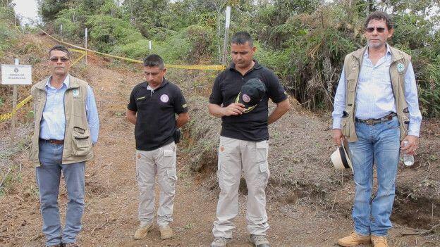 El Ejército regañó al comandante de Desminado por una foto con jefes de las Farc