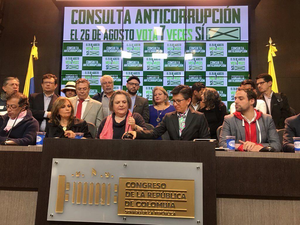 Siete dudas que usted puede tener sobre la consulta anticorrupción