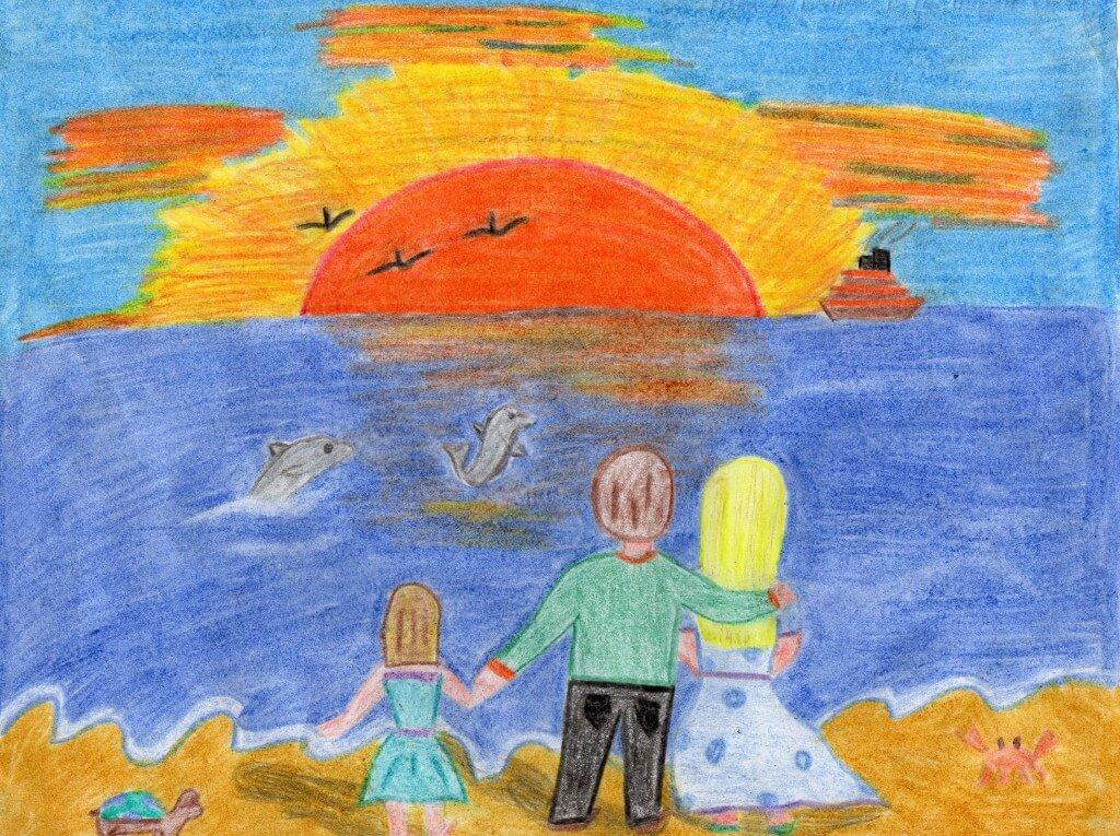 La guerra y la paz según los niños