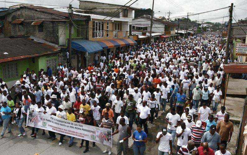"""El Chocó le dice """"no más"""" al Gobierno: hay paro indefinido"""