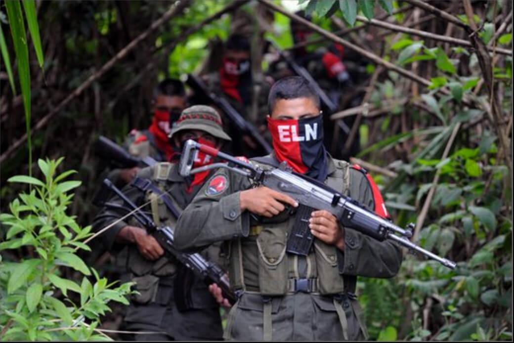 Con el bombardeo en Chocó, la paz con el ELN se queda sin opciones