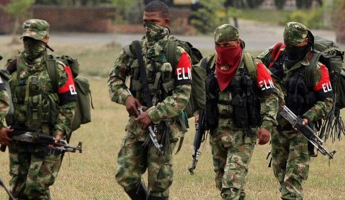 Cinco regiones del país donde el cese al fuego con el Eln puede ser frágil