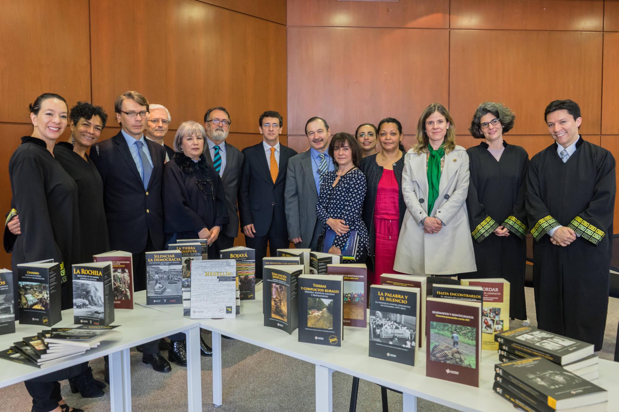 Centro de Memoria y caso Santrich: la JEP emprende marcha