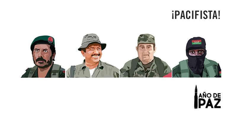 INFOGRAFÍA: Estos son los nuevos señores de la guerra en Colombia