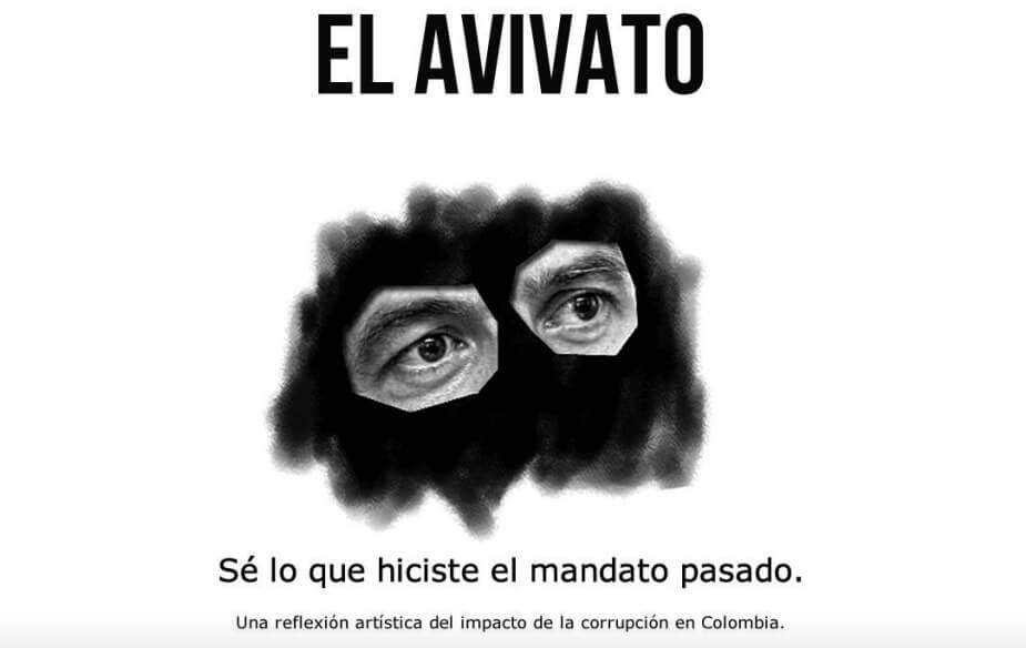 """""""El Avivato"""": una exposición que desnuda a los corruptos"""