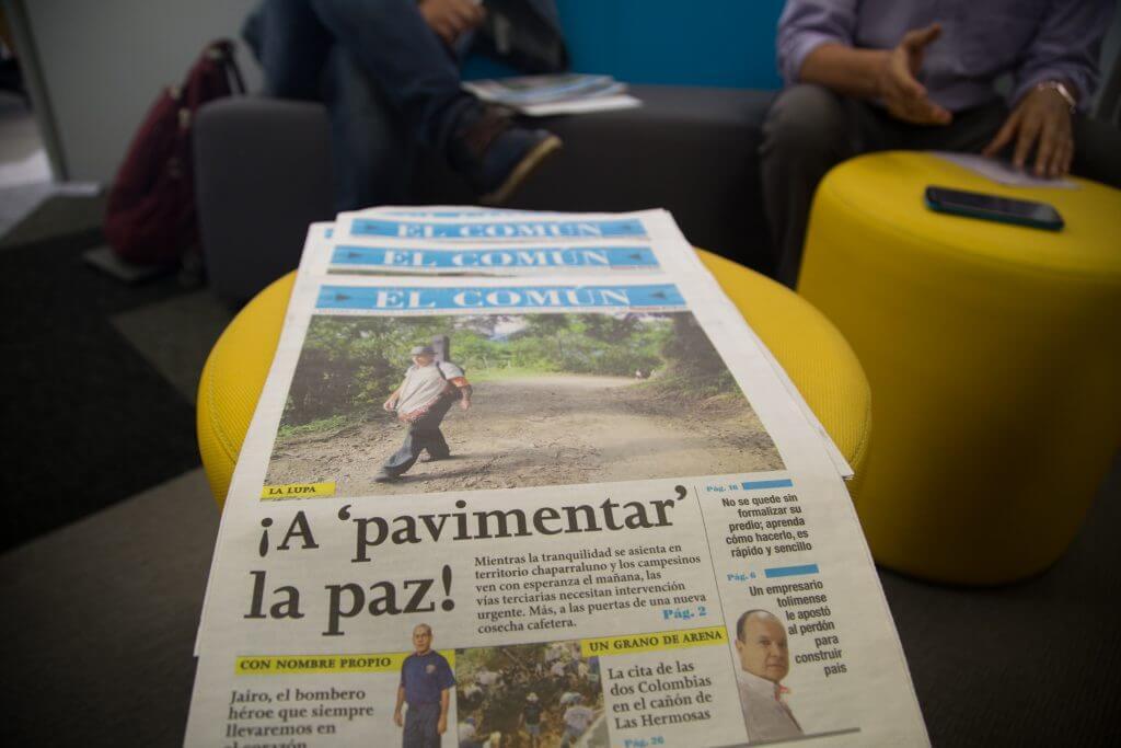 'El Común': un nuevo periódico para el fin de la guerra