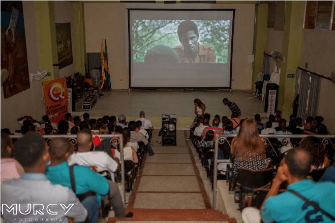 El cine en Quibdó: alas para volar