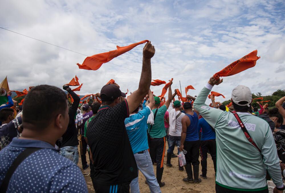 """En el """"año de la paz"""" han matado 94 defensores de Derechos Humanos"""