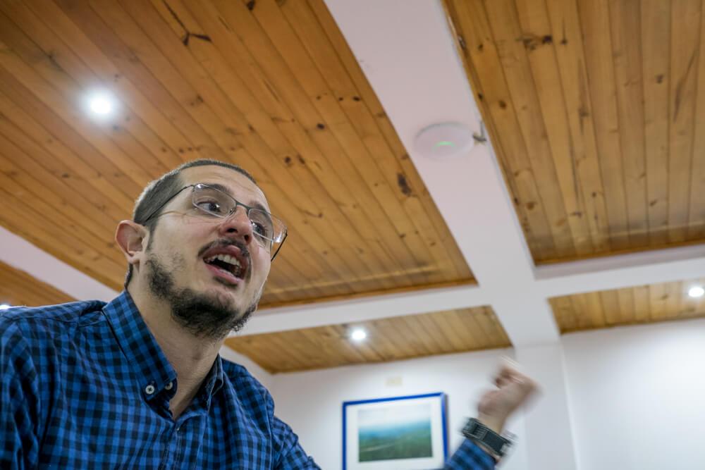 """""""En ocho años, Marcha Patriótica va a ser una opción de poder"""": David Flórez"""