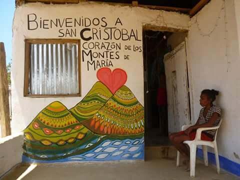 San Cristóbal, en Montes de María, pasó de la violencia a la sequía