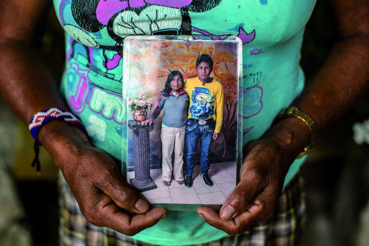 En imágenes: #AquíFaltaAlguien, la campaña para no olvidar a los desaparecidos