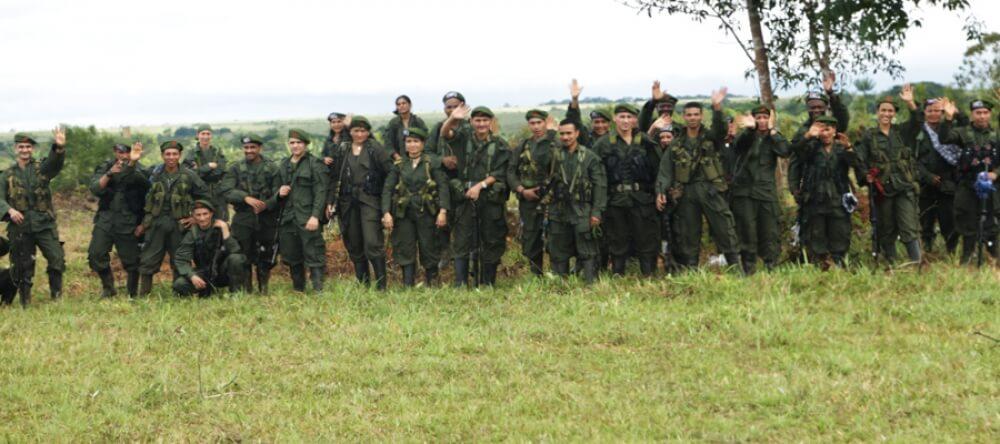 Además de las Farc, ¿a qué guerrillas se ha intentado amnistiar?