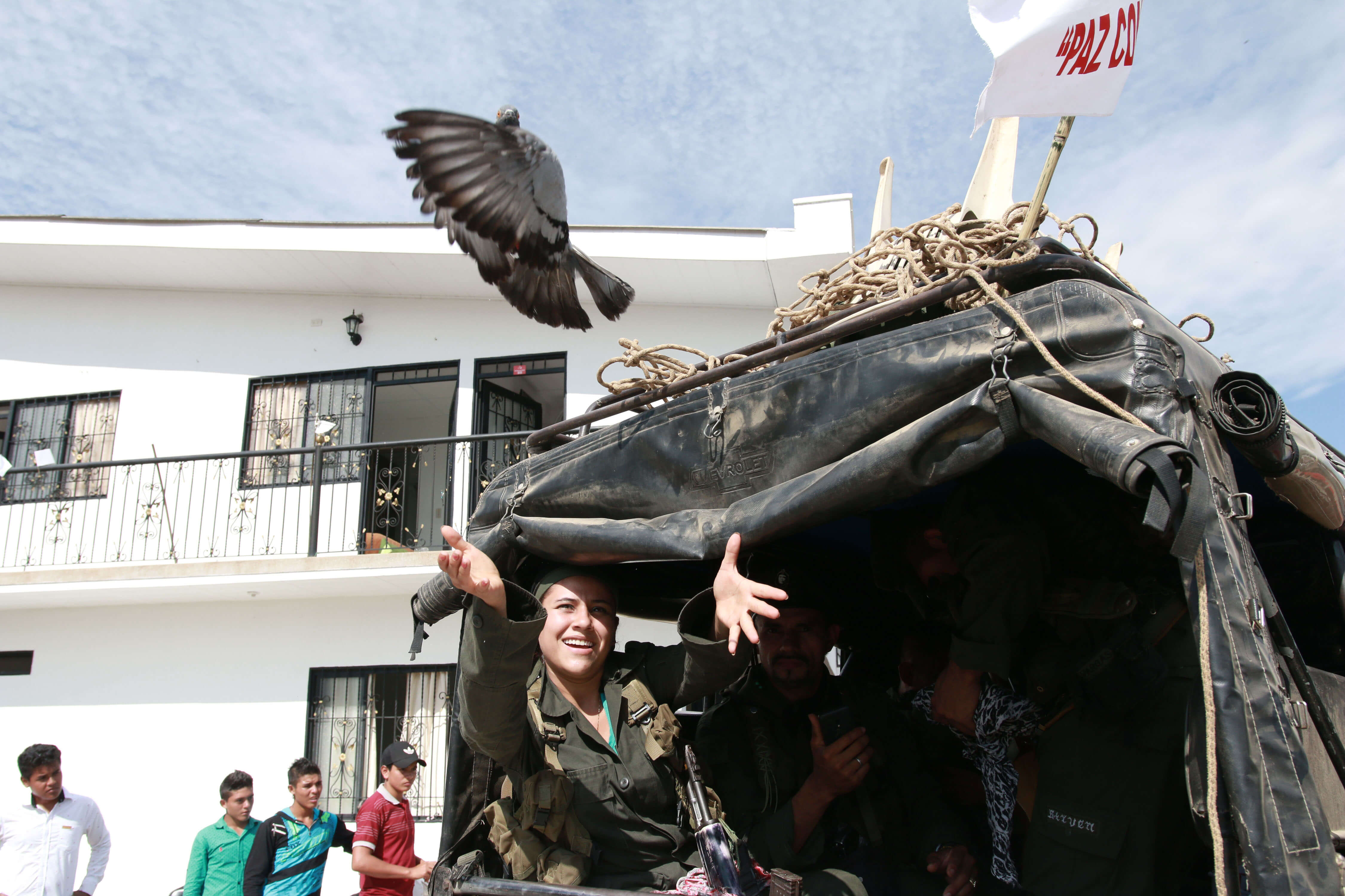 EDITORIAL: A pesar de todo, la paz en Colombia está viva