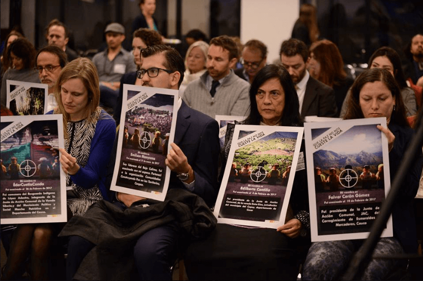 Fiscalía, contra las cuerdas por el asesinato de líderes sociales