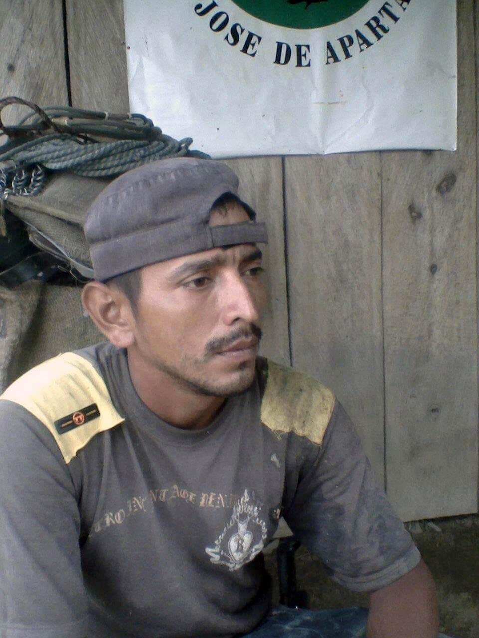 """""""En cualquier momento nos pueden matar"""": líder de San José de Apartadó"""