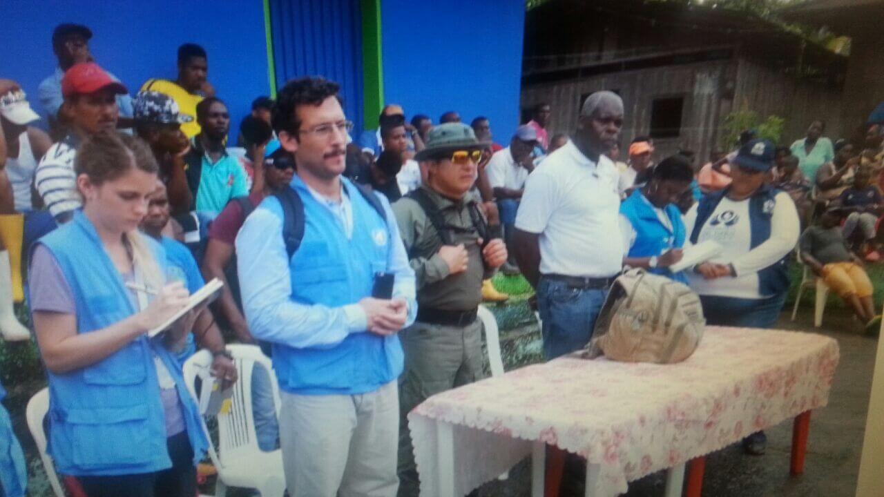 La verdad sobre la retención de 14 miembros del Esmad en Tumaco