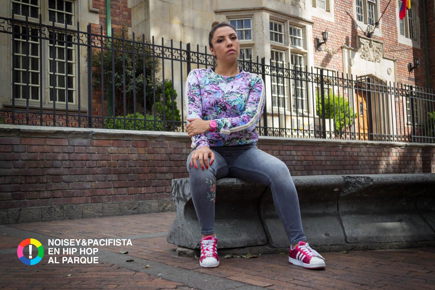 'El hip hop es la religión de los jóvenes'