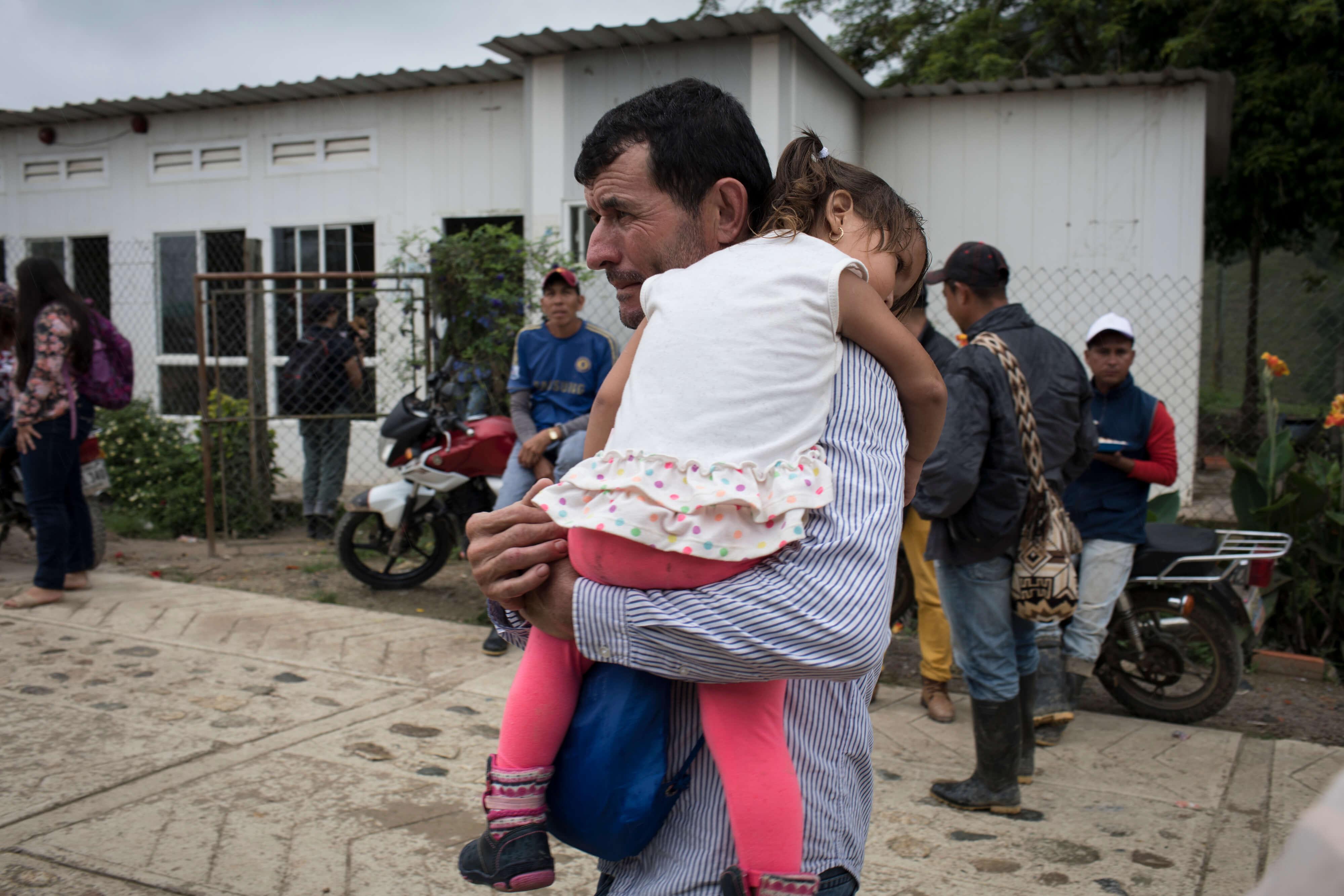 El Catatumbo llora de nuevo a sus víctimas