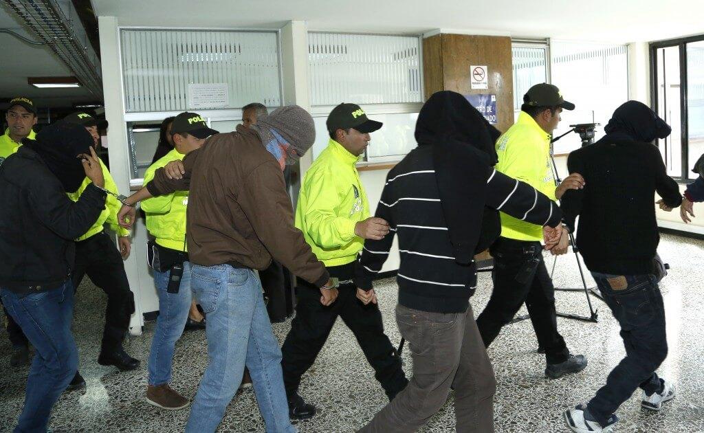 """¿Ya no son """"guerrilleros"""" los capturados por atentados en Bogotá?"""