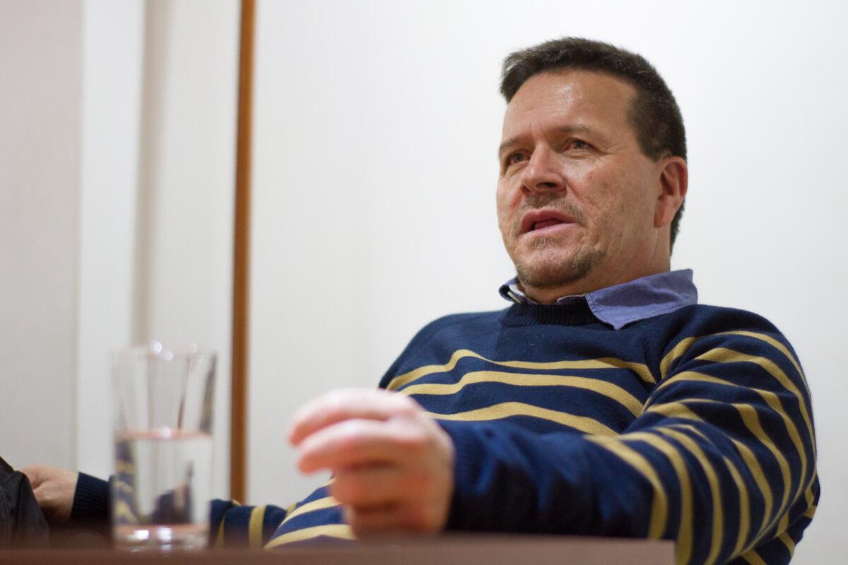 """""""No hay un solo documento que pruebe que yo le transferí dinero a las Farc"""": Húber Ballesteros"""