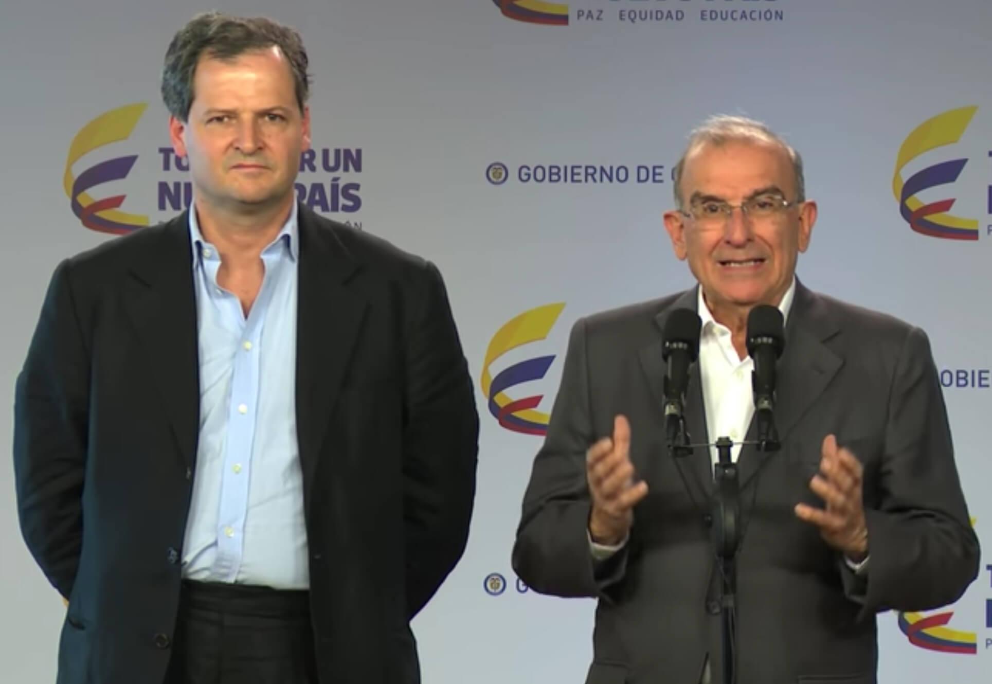 Dos movilizaciones ciudadanas que desafían la violencia en Colombia