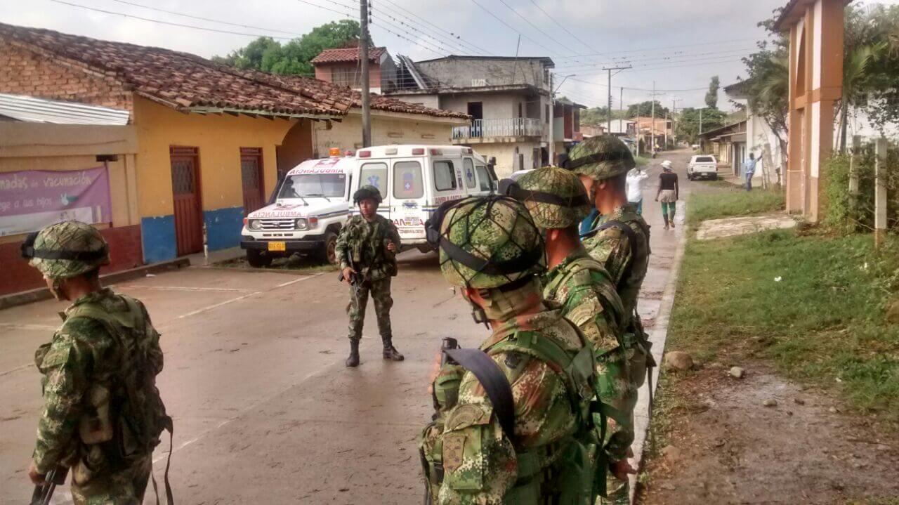 Muerte de once militares en Cauca, ¿crisis en medio de los avances?