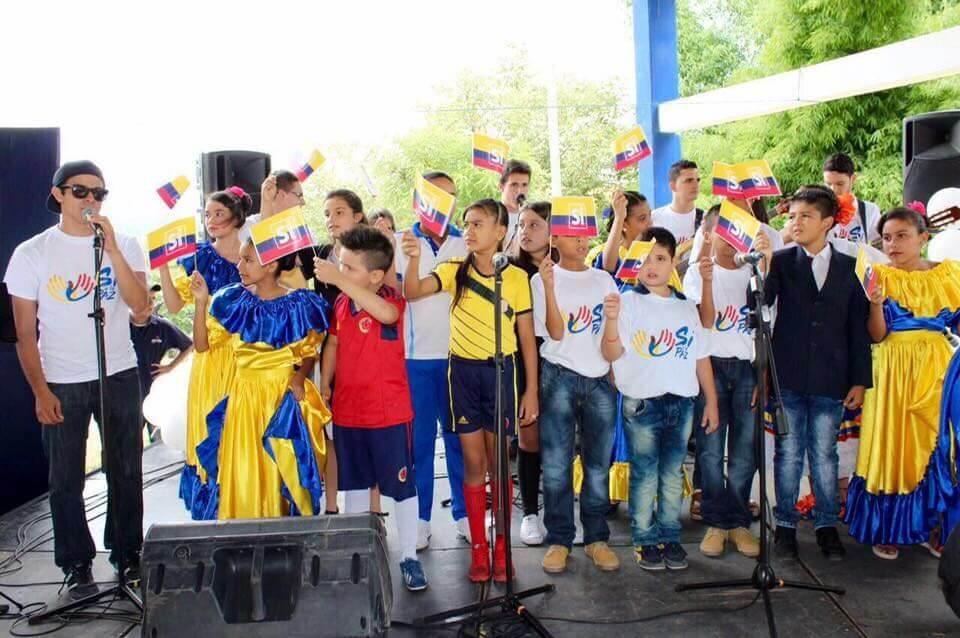 El cuartel paramilitar que las víctimas de Ocaña convirtieron en colegio