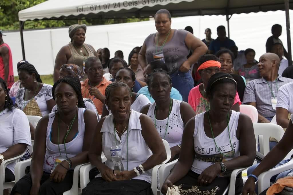 Las 12 exigencias que las víctimas de Bojayá le hicieron al Gobierno