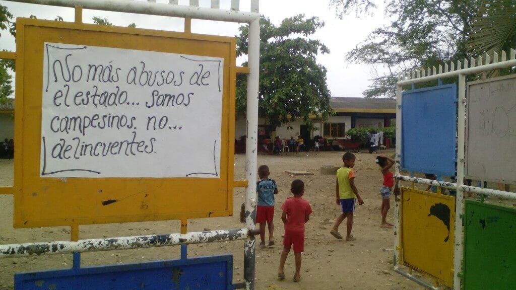 """Los campesinos, la otra cara de la persecución a """"Otoniel"""""""