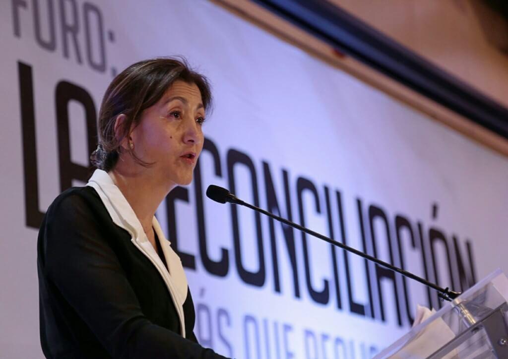 Nueve consejos de Ingrid Betancourt para la paz y la reconciliación