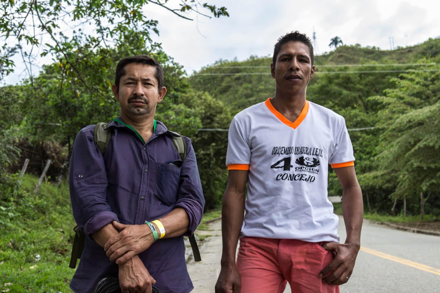 """""""No sabemos todavía cómo hacer"""": visitamos la zona de reserva campesina del Tolima"""