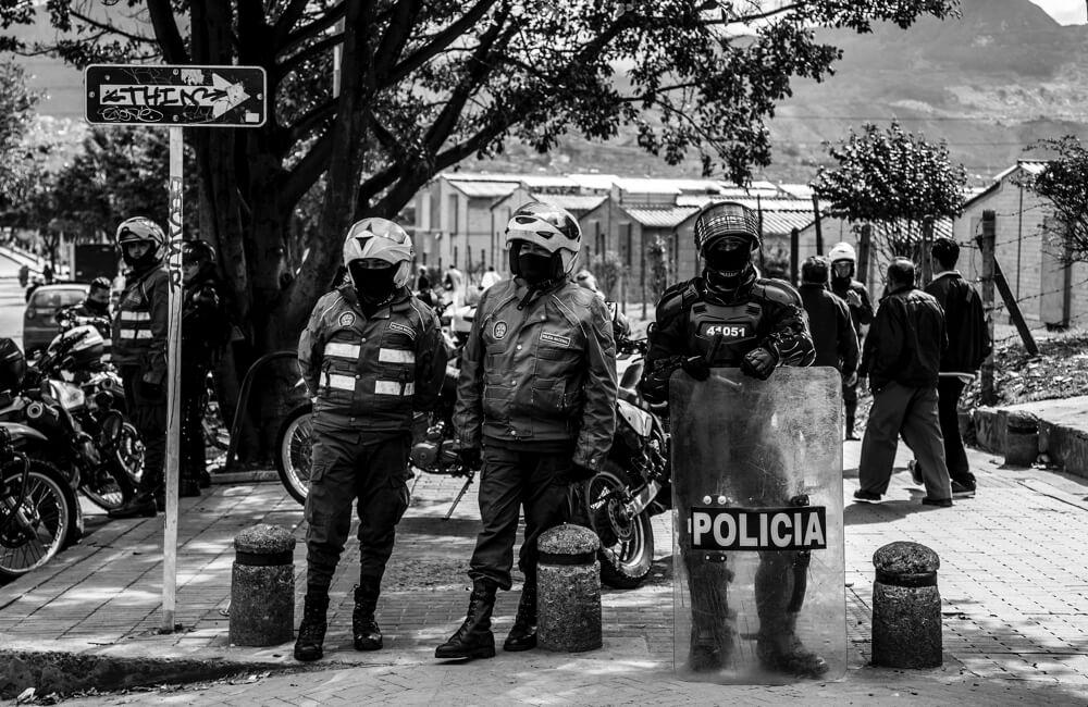 Un decreto para que la Policía no abuse de su fuerza durante las marchas