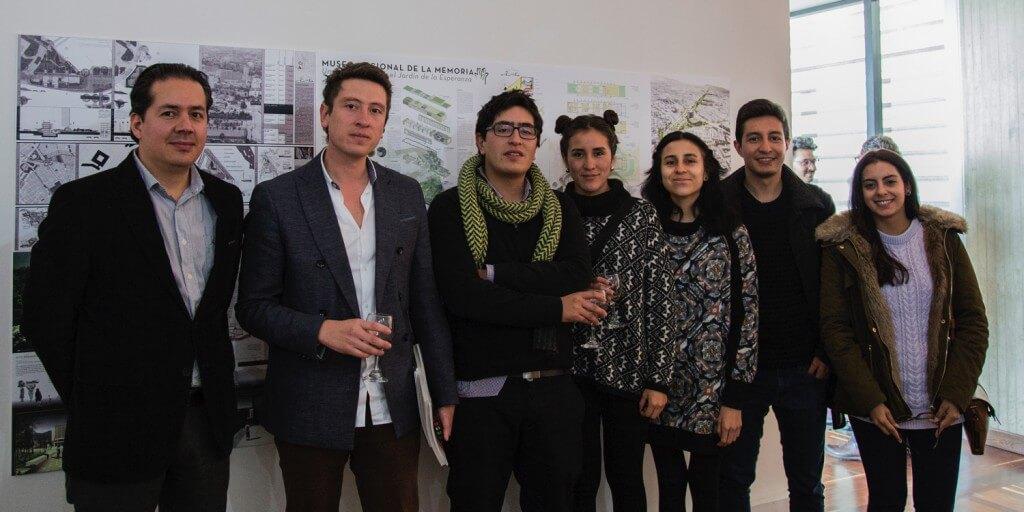 La Memoria del conflicto para los arquitectos