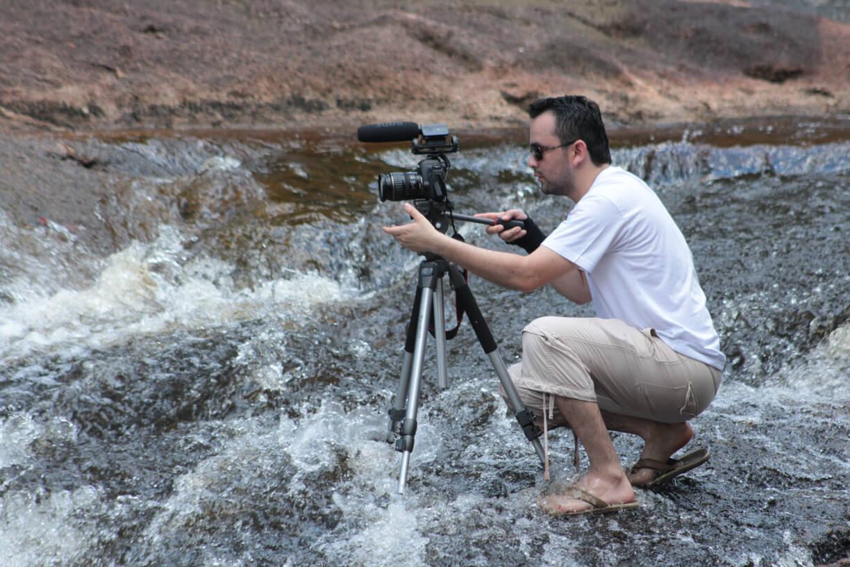 El único periodista que se preocupa por los indígenas del Vaupés