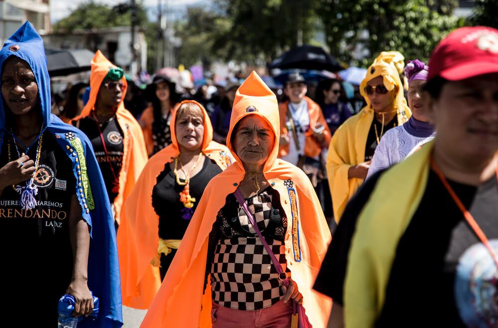 Las mujeres opinan sobre el enfoque de género que se pactó en La Habana