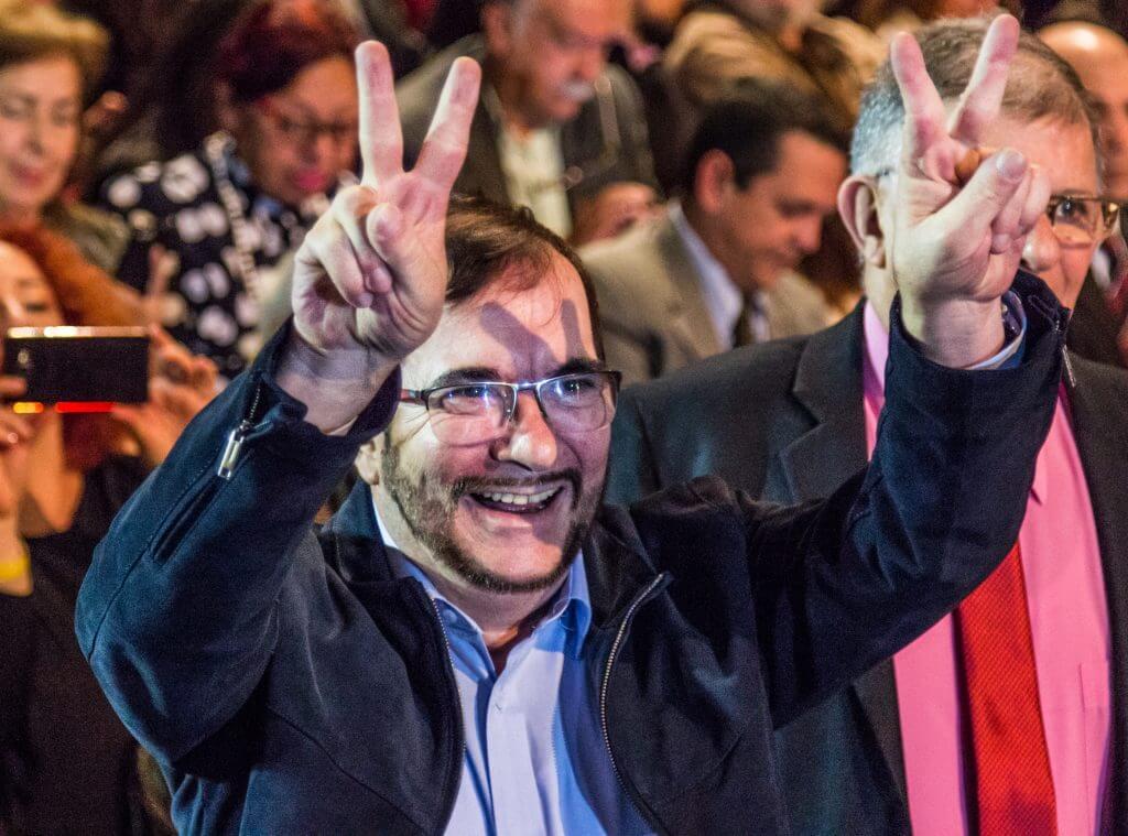 Timochenko, Macron y estos otros están la misma lista de pensadores