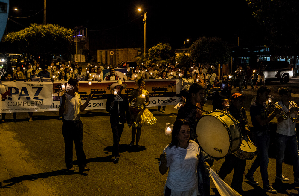 Organizaciones de la sociedad civil piden cese al fuego con el ELN