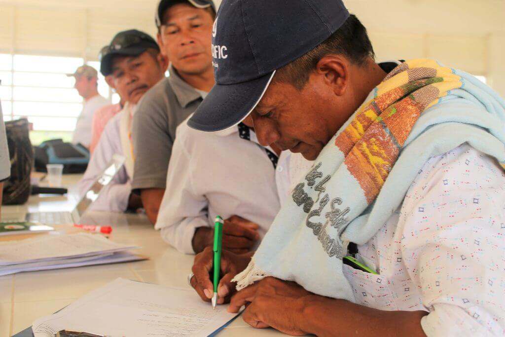 Este pueblo indígena lleva más de 20 años luchando por su territorio