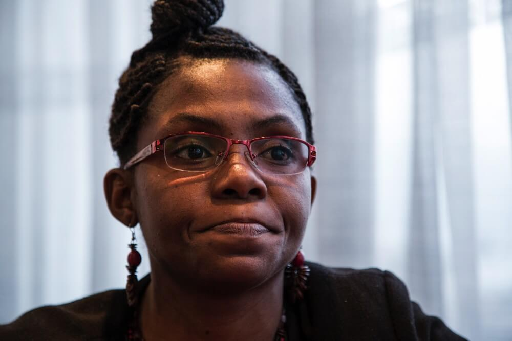 Hablamos con Francia Márquez, la lideresa negra que puso contra la pared al presidente Santos