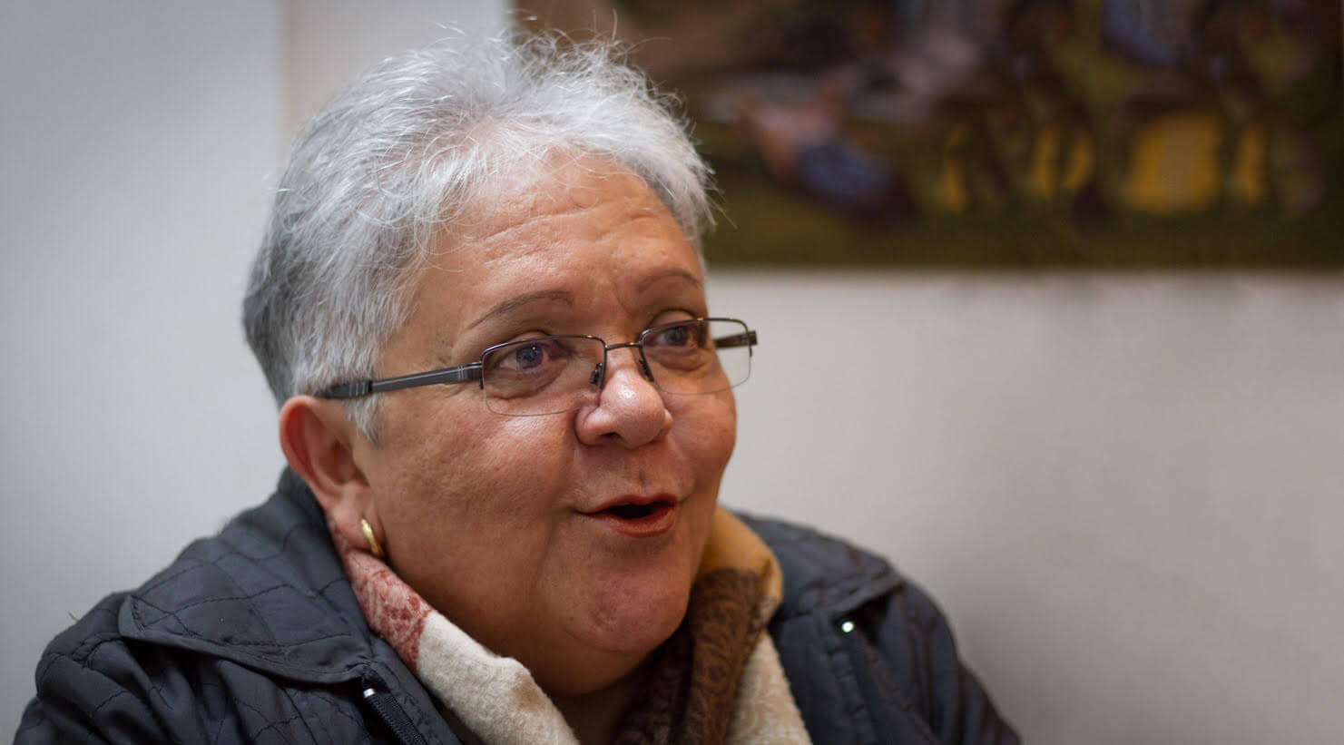 ¿Ustedes nos van a llevar al castrochavismo?: Una charla con Imelda Daza