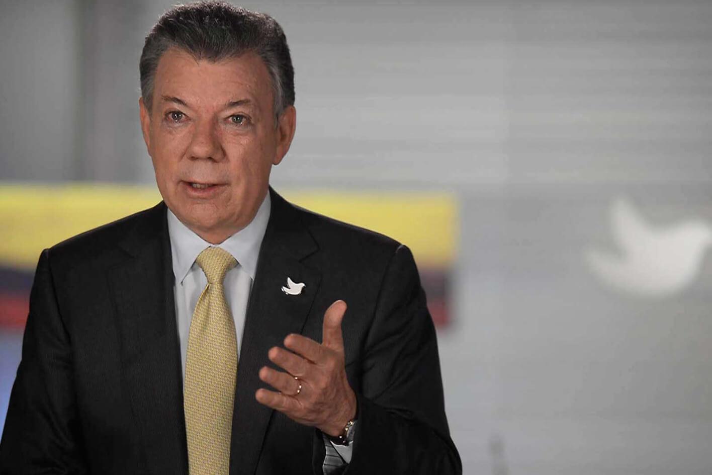 Bitácora de la incertidumbre: día 11, Santos extendió el cese al fuego bilateral