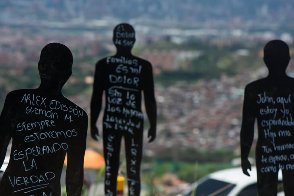 'La JEP es nuestra última esperanza': víctima de la Comuna 13