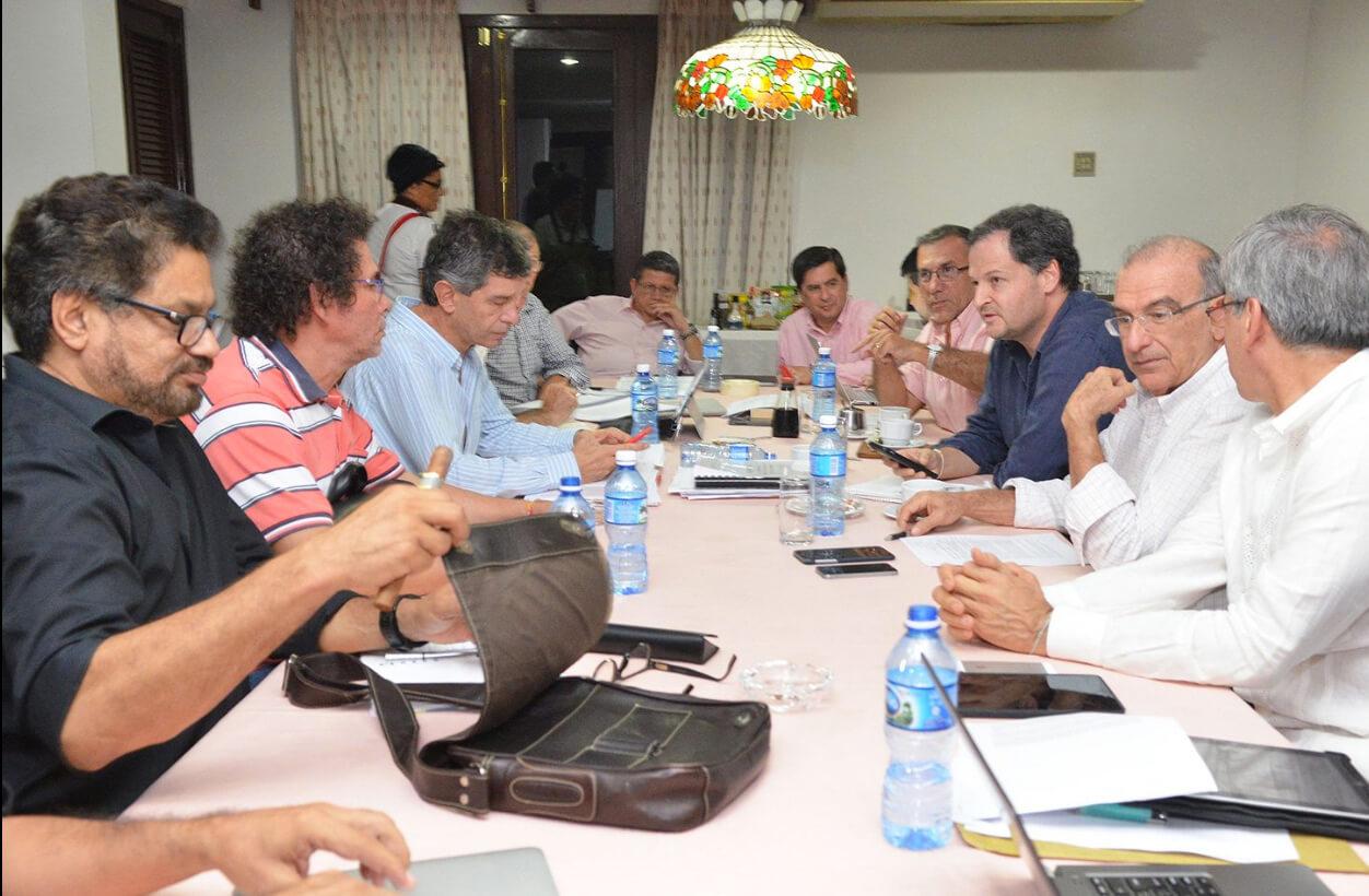 Bitácora de la incertidumbre: día 22, la mesa de La Habana empieza a construir un nuevo acuerdo
