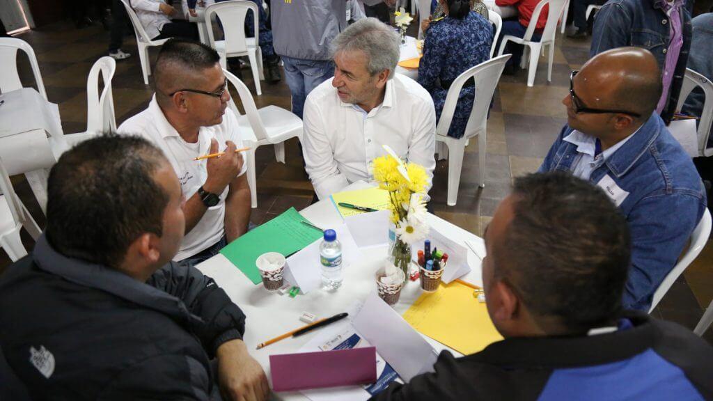 Tres actores del conflicto nos hablaron en la cárcel sobre sus expectativas frente a la paz