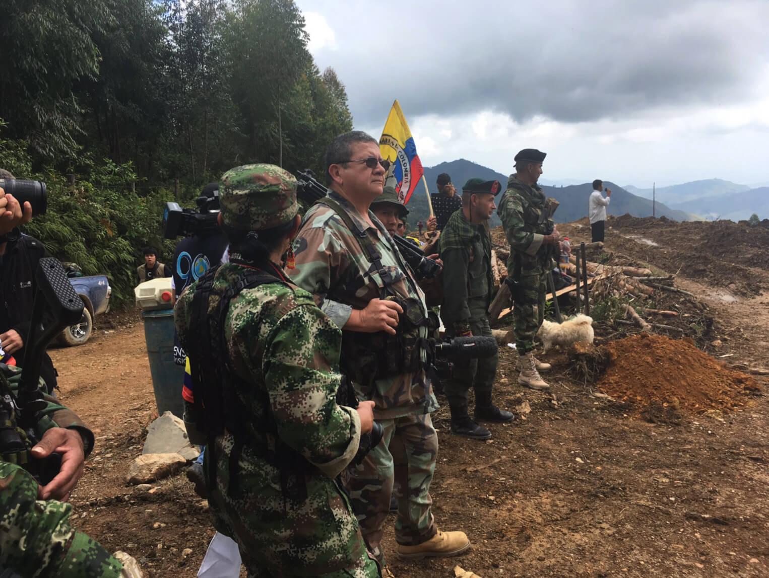 La bitácora Pacifista: Está a punto de terminar el trasteo de las Farc a las zonas veredales