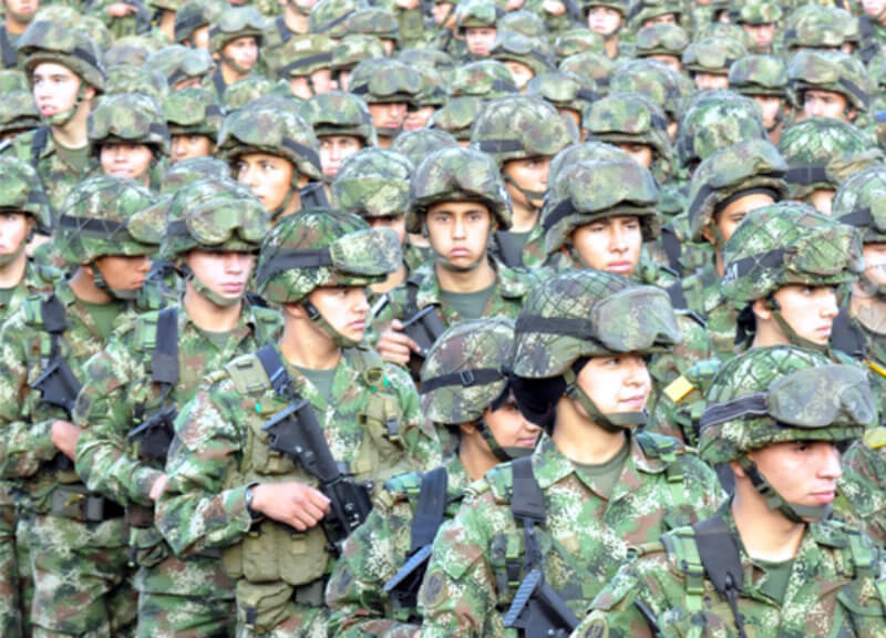 ¡La guerra no puede ser obligatoria para los jóvenes del Putumayo!