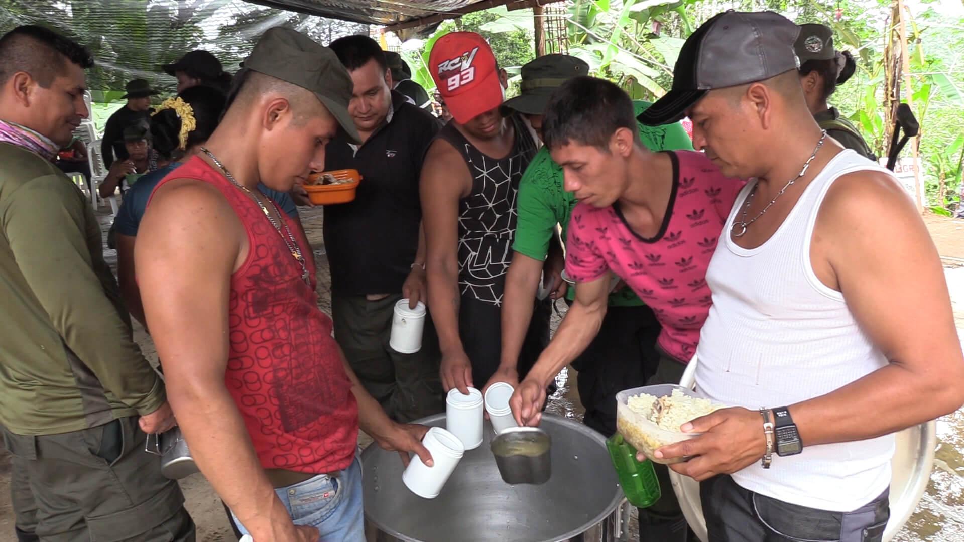 Las Farc han sacado fiados 13 millones de pesos en Caldono, Cauca