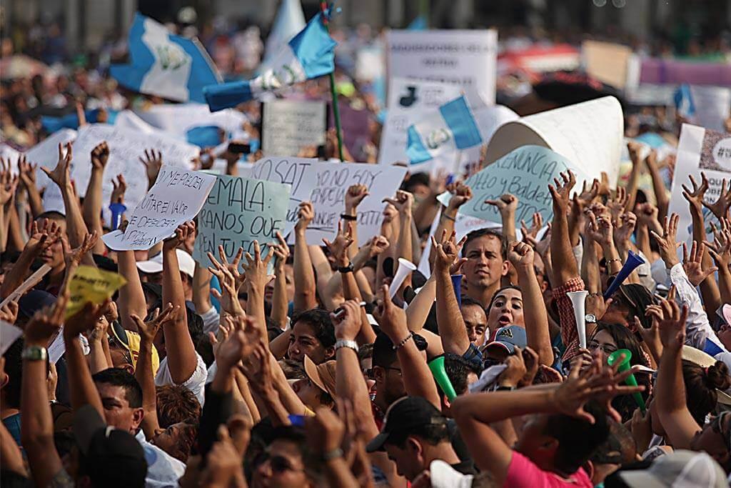 Las diez 'lecciones' de Guatemala tras 20 años de paz