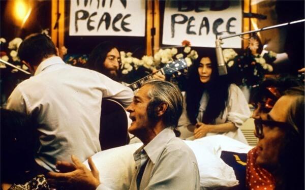 La canción pacifista de John Lennon que quedó para la historia