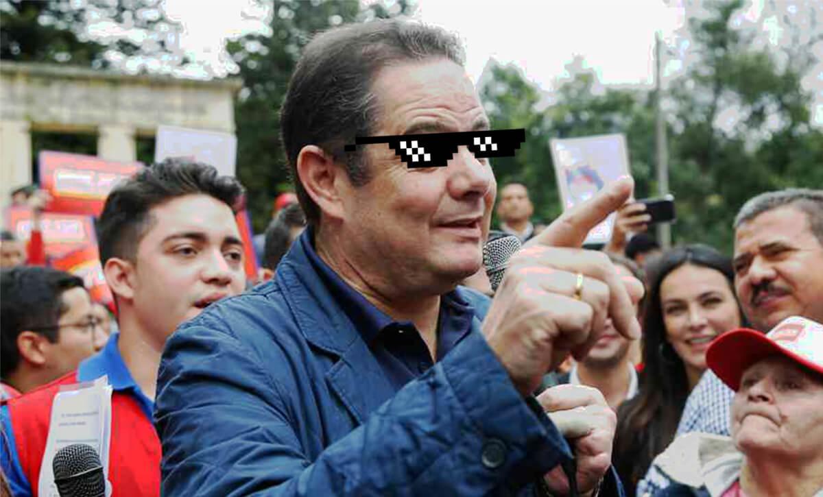 Los 5 escándalos que dejaron las firmas de Germán Vargas